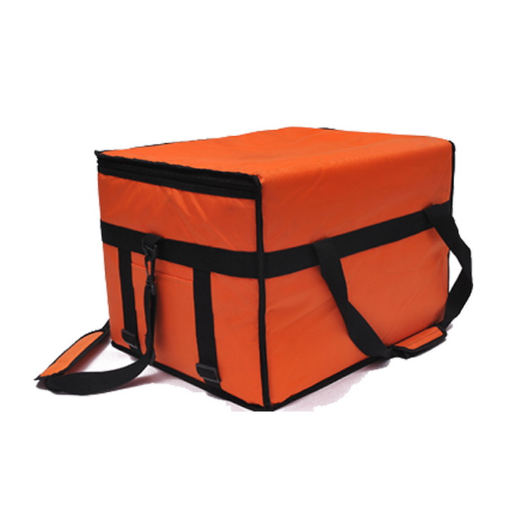 Large Insulated Food Delivery Bags And Cooling Tote Lunch Box For Pizza | Beer