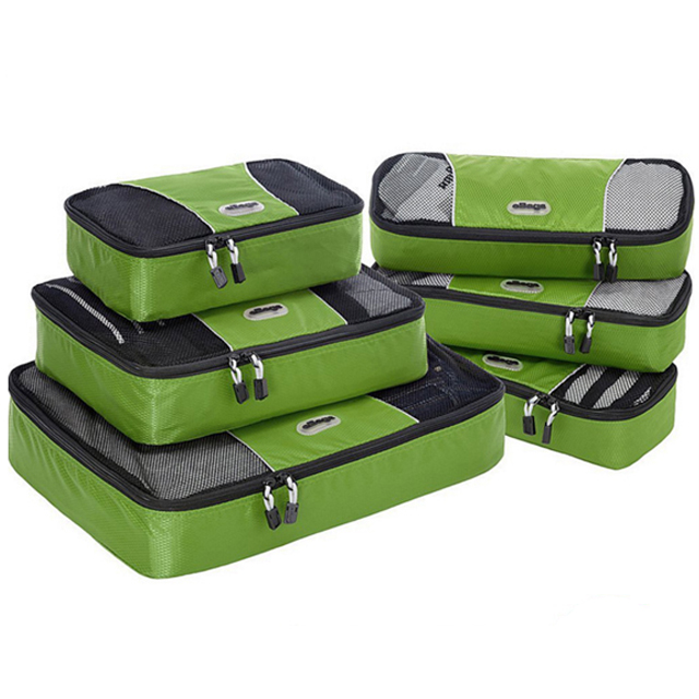 Lightweight 3 pcs Luggage Organizer Cubes For Travel