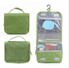 Women Folding Travel Wash Storage Bag Beauty Cosmetic Toiletry Bag With Hanging Hook