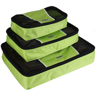 Best Travel Luggage Compression Packing Cubes With 3/5/6 pcs Set