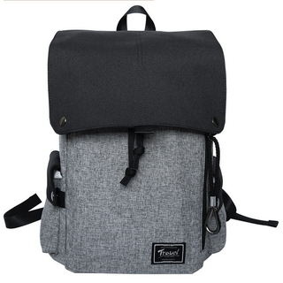 Stylish Laptop Backpack School 900D Polyester Lightweight Drawstring Cycling Daypack Bag For Travel