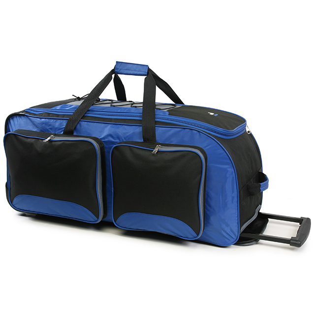 Large Capacity Water Resistant Wheeled Travel Luggage Bags