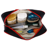 Toiletry Bag Travel Cosmetic Makeup Kit Organizer Bag With Heavy Duty Waterproof 420D