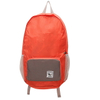 Custom Packable Travel Backpack With Water Resistant Fabrics For Hiking