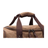 Trendy Custom Canvas Sport Gym Duffel Bag With Secret Compartment