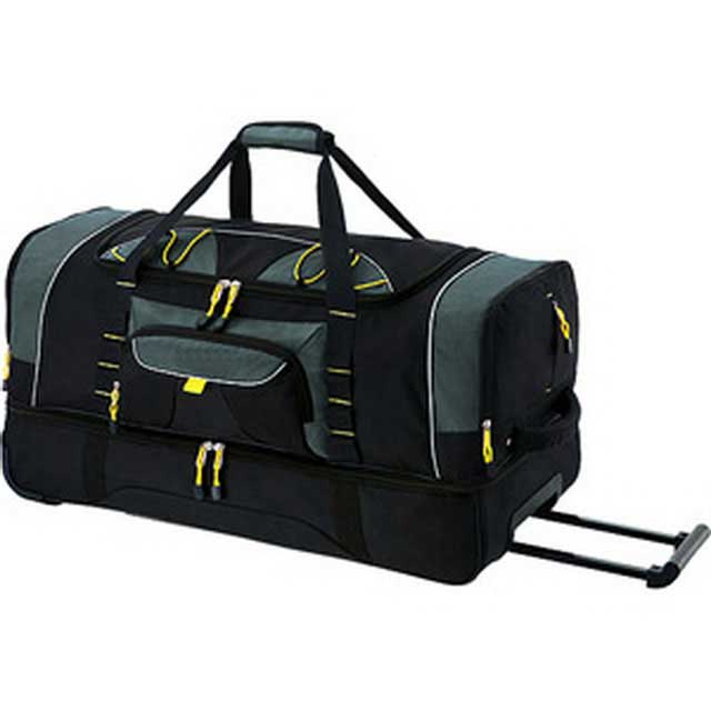 Best Duffle Trolley Bags With Wheels And Handles For Sport And Travel Business