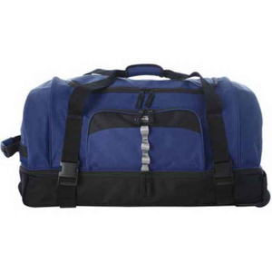 Double Deckers Rolling Trolley Travel Bags With Printing Or Embroidery
