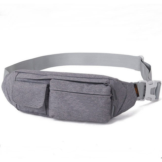 Custom Waterproof Sport Running Belt Waist Bag For Travel Hiking