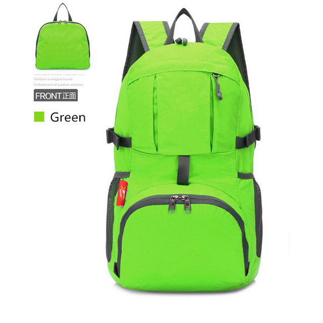 Best Foldable Hiking Sports Backpacks Waterproof Outdoor Lightweight Bag For Travel