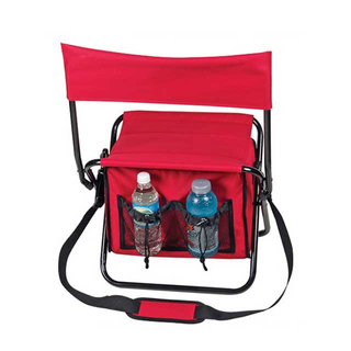Folding Fishing Chairs With Cooler Bags Custom Service And Factory Price