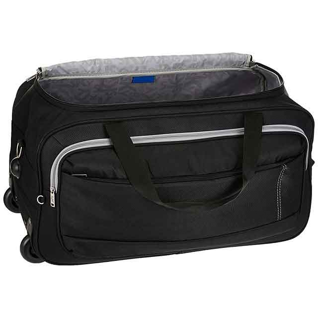 High Quality Duffle Roller Bags With Polyester Material