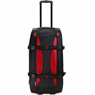 Large Durable Racing Trolley Bags With Shoes Compartment 30'' Luxury Size