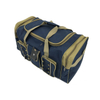 Men Large Travel Duffel Bag For Hiking Sports With Polyester Adjustable Shoulder Strap