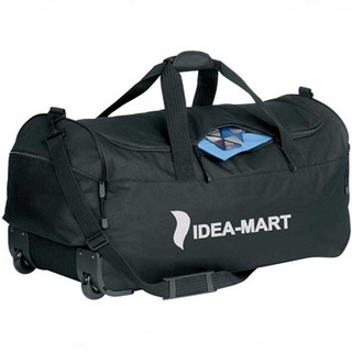 Large Sport Wheeled Duffle Bags For Gym & Travel Witah New Style Custom Service