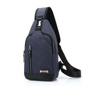 Canvas Sling Chest Bag/Sport Crossbody Shoulder Sling Bag