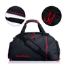 LUCKIPLUS Sports Gym Duffel Bag With Shoe Compartment And Waterproof Material